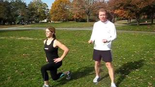 Ski and Snowboard Workout - How to Increase Leg Strength