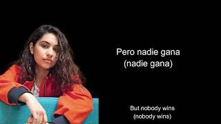 Nintendo Game - Alessia Cara Letra Español/Inglés Video