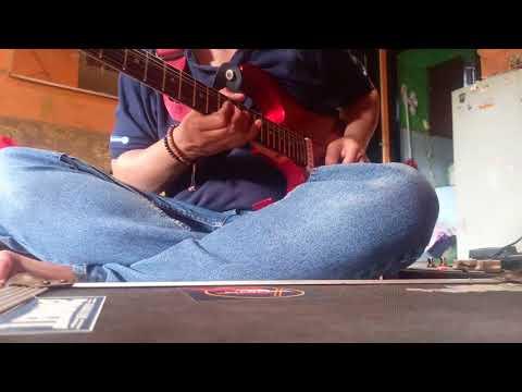 "Rony Akbar Cover "" INDONESIA RAYA"" @Home Sweet Home"