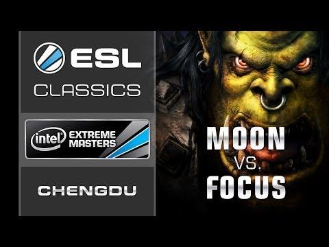 ESL Classics: Moon vs. FoCuS - IEM Chengdu 2009 Semifinal - WarCraft III