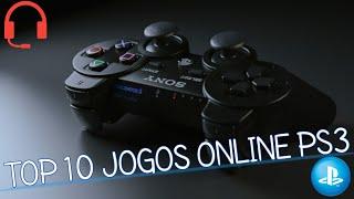 Top 10 melhores jogos online do PS3 em 2019