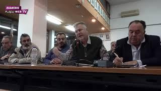 Ο Δημήτρης Τσαντάκης για το προσφυγικό στο Δήμο Κιλκίς-Eidisis.gr webTV