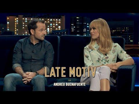 LATE MOTIV - Patricia Conde y Ángel Martín 'WifiLeaks'  LateMotiv363