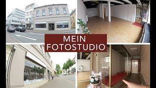 MEIN FOTOSTUDIO • Leere Roomtour • Sabrina Andexer