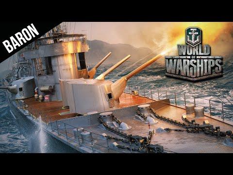 World of Warships - Show Them Your Torpedis, Magazine Shots!  w/ Bob & Phly!