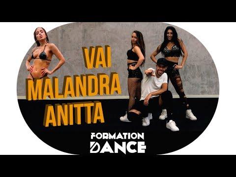Anitta - Vai Malandra - Coreografia Formation Dance