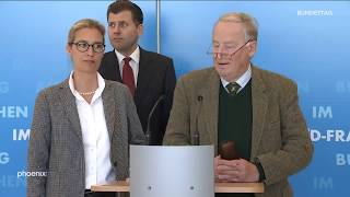 Kommentar der AfD-Fraktion zum Wahl-Misserfolg Mariana Harder-Kühnels als Bundestagsvizepräsidentin