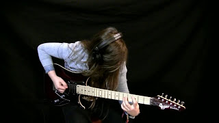 Repeat youtube video Dragon Force - Through the Fire and Flames - Tina S Cover