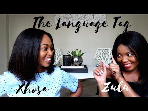 Language tag | umXhosa vs umZulu
