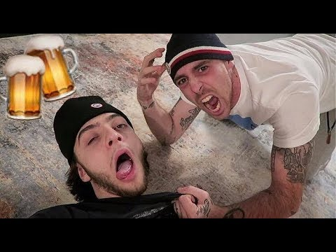 INSANE DRUNK PRANK ON JAYSTATION!! (HE KICKED ME OUT)