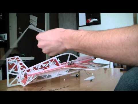 How to rebuild a micro plane! UMX 300