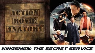 Kingsman: The Secret Service (2014) Review | Action Movie Anatomy