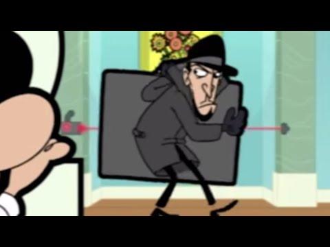 Art Thief | Season 1 Episode 31 | Mr. Bean Cartoon World