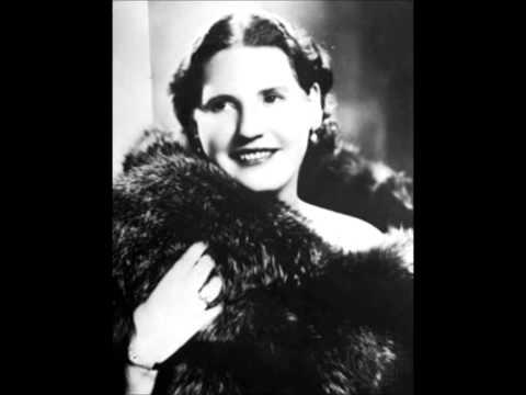 """Kirsten Flagstad """"Wesendonck-Lieder"""" Wagner"""