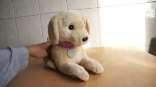 Интерактивная собака Чарли мой веселый щенок, Vivid AniMagic