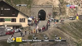 Tour de France 2011 Stage 19 Eurosport HD