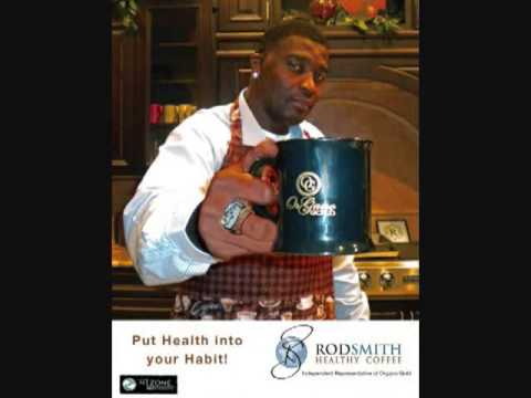 Why would NFL Super Bowl Champion Rod Smith join Organo Gold?