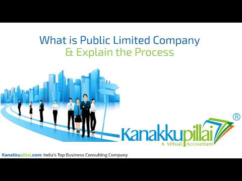 How to Incorporate Public LImited Company?