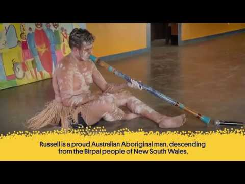 Indigenous Dance and Didgeridoo Performance at The School of St Jude thumbnail