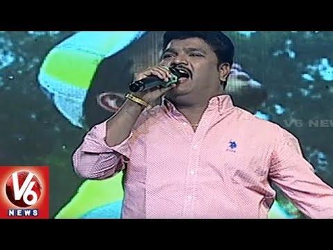 Shiva Reddy Mimicry Performance At Kaka Memorial Telangana T-20 League Closing Ceremony   V6 News