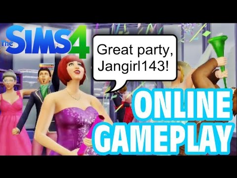Sims 4 online gameplay in 2015 youtube for Online games similar to sims
