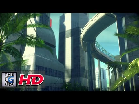 "CGI 3D Short Spot HD: ""Dream 2030"" by - Platige Image"