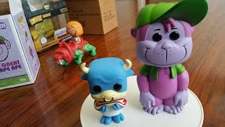 Funko-shop.com Haul! | Heman | Great Grape Ape | T-bone