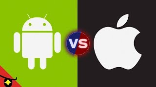 IPHONE vs ANDROID : L'ULTIME BATAILLE 🍏