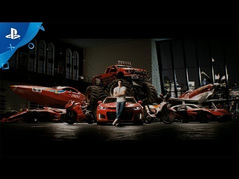 The Crew 2 - PS4 Cinematic Announcement Trailer | E3 2017