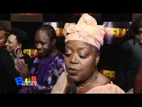 BWW TV: Broadway Beat Features FELA! and 2010 GYPSY OF THE YEAR