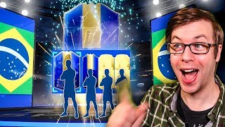 4 WALKOUTS IN ONE PACK WHAT THE!!!!! - FIFA 19 TEAM OF THE SEASON PACK OPENING