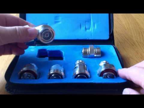 P2RFA 4013 SS RF adapter kit