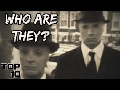 Top 10 Scary CIA Urban Legends