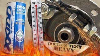 Xado Nova Drive 5W30 Jak skutecznie olej chroni silnik? 100°C