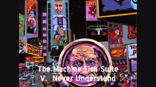 Galactic Cowboys - The Machine Fish Suite