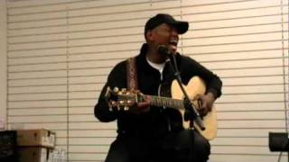 """Javier Colon Performing """"Crazy"""" (Debut Single) And """"No One"""" (Alicia Keys Cover)"""