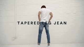 Cotton On - Fit Guide - Men's Tapered Leg Jeans