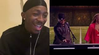 Best of Emmanuel Hudson vs dj d- wrek (wild'n out reaction
