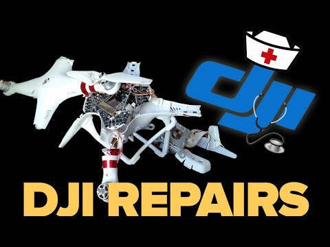 DJI REPAIRS - The truth about their Customer Service