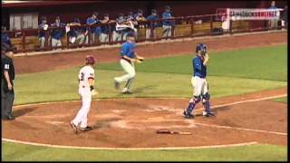 Baseball Highlights: South Carolina vs. Florida - 2012