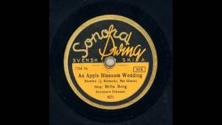 BRITA BORG - AN APPLE BLOSSOM WEDDING