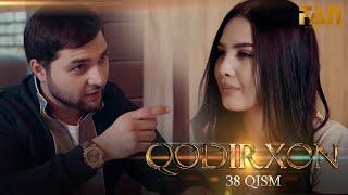 Qodirxon (milliy serial 38-qism)   Кодирхон (миллий сериал 38-кисм)