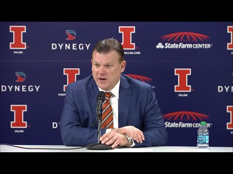 Brad Underwood Postgame Press Conference vs. Augustana 11/22/17