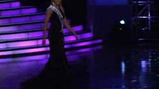 Miss Vermont USA gown