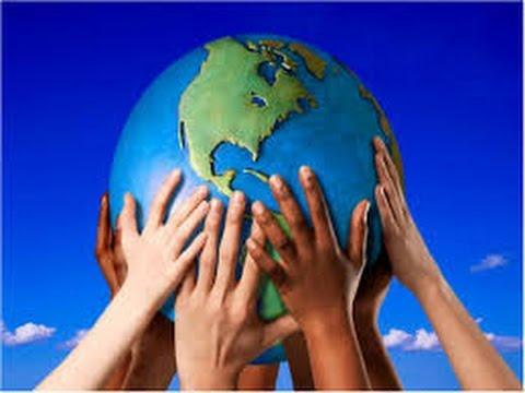 Cambiemos el mundo para Cristo!