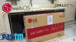 LG SMART TV 43LH57 43 inch (108cm) 5 STAR RATING