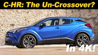 2018 Toyota C-HR Review and Road Test In 4K UHD!