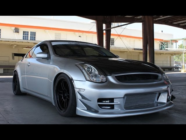 Infiniti G35 Horsepower >> 550 Hp Twin Turbo Infiniti G35 Coupe One Take