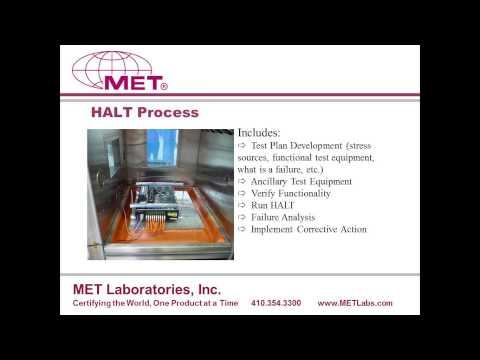 Effective HALT Testing Webinar