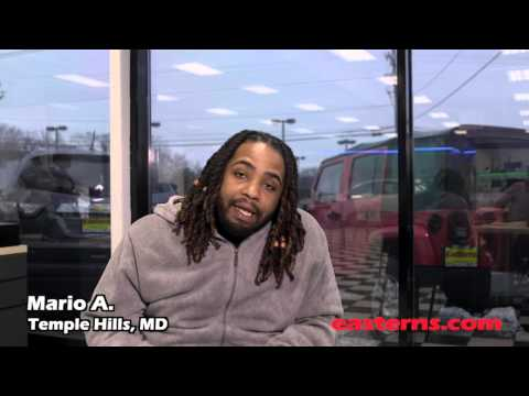 Mario Anderson on his experience at Easterns Automotive Group